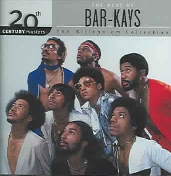 20TH CENTURY MASTERS:MILLENNIUM COLLE BY BAR-KAYS (CD)